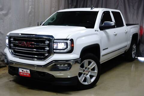 2017 GMC Sierra 1500 for sale at Fincher's Texas Best Auto & Truck Sales in Houston TX
