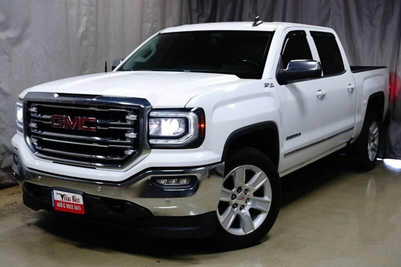 2017 GMC Sierra 1500 for sale at Fincher's Texas Best Auto & Truck Sales in Houston TX