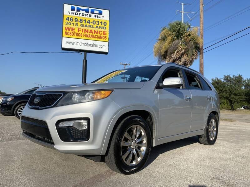 2012 Kia Sorento for sale at Flash Auto Sales in Garland TX