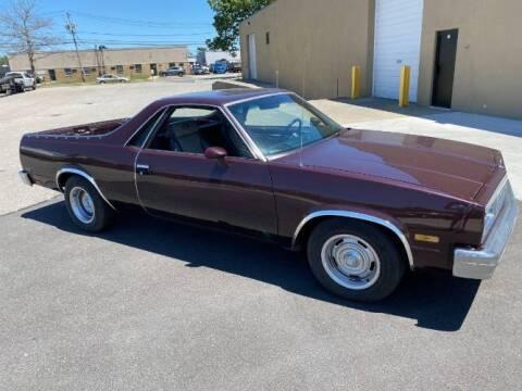 1985 Chevrolet El Camino for sale at Classic Car Deals in Cadillac MI