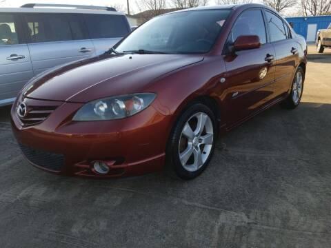 2006 Mazda MAZDA3 for sale at AI MOTORS LLC in Killeen TX