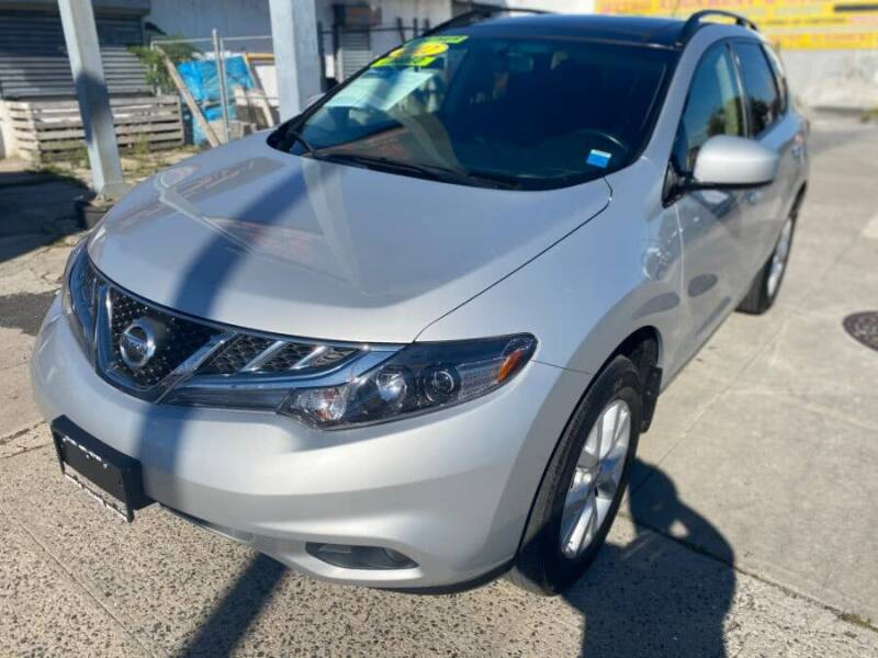 2012 Nissan Murano for sale at Middle Village Motors in Middle Village NY