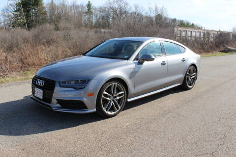 2016 Audi A7 for sale at Imotobank in Walpole MA