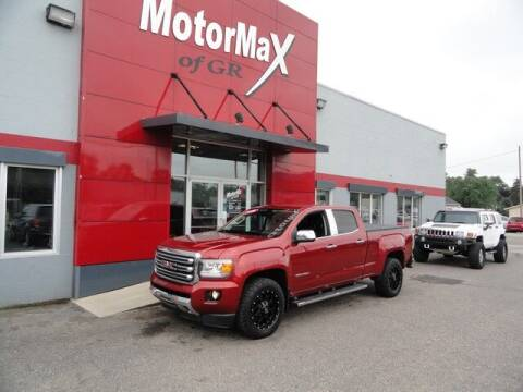 2016 GMC Canyon for sale at MotorMax of GR in Grandville MI