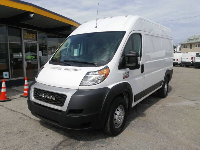 2020 RAM ProMaster Cargo for sale at Connect Truck and Van Center in Indianapolis IN