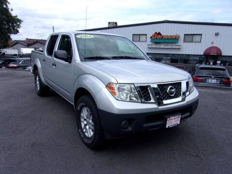 2014 Nissan Frontier for sale at Dorman's Auto Center inc. in Pawtucket RI