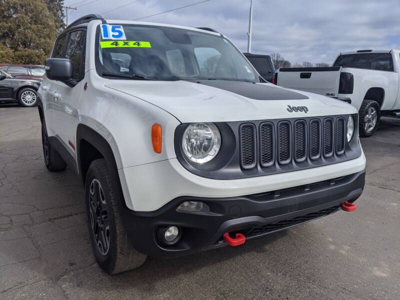 2015 Jeep Renegade for sale at GREAT DEALS ON WHEELS in Michigan City IN