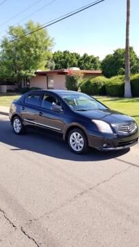 2012 Nissan Sentra for sale at Premier Motors AZ in Phoenix AZ