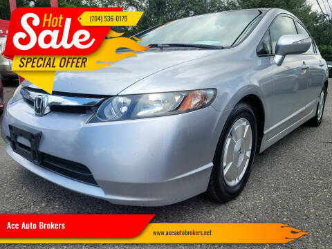 2008 Honda Civic for sale at Ace Auto Brokers in Charlotte NC