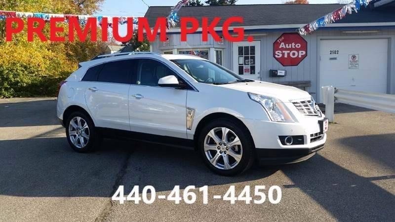 2014 Cadillac SRX for sale at The Auto Stop in Painesville OH