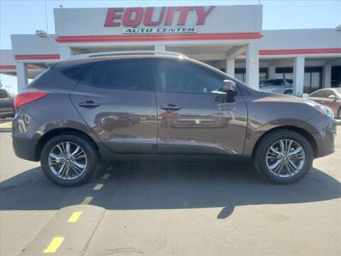 2015 Hyundai Tucson for sale at EQUITY AUTO CENTER in Phoenix AZ