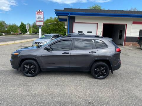 2018 Jeep Cherokee for sale at Auto Outlet in Billings MT