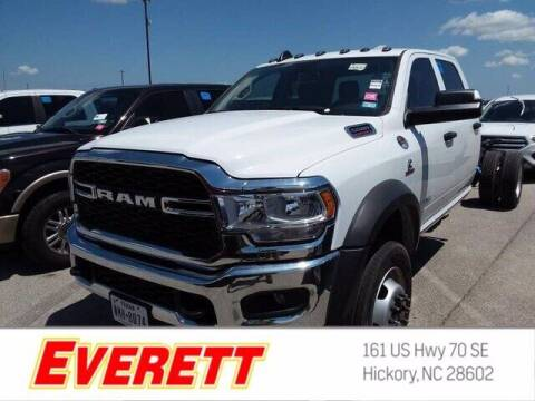 2020 RAM Ram Chassis 5500 for sale at Everett Chevrolet Buick GMC in Hickory NC