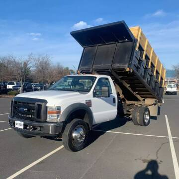 2008 Ford F-450 Super Duty for sale at Dukes Automotive LLC in Lancaster SC