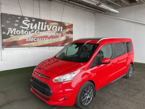 2014 Ford Transit Connect Wagon for sale at SULLIVAN MOTOR COMPANY INC. in Mesa AZ