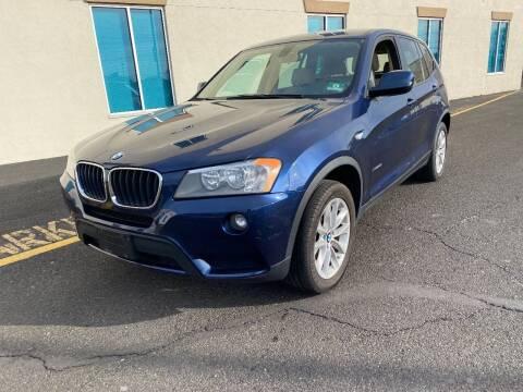 2013 BMW X3 for sale at CAR SPOT INC in Philadelphia PA