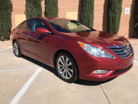 2012 Hyundai Sonata for sale at Freedom  Automotive in Sierra Vista AZ
