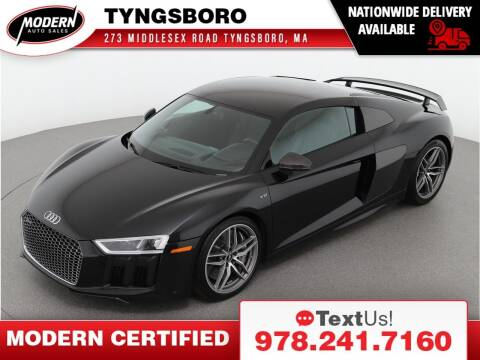 2017 Audi R8 for sale at Modern Auto Sales in Tyngsboro MA
