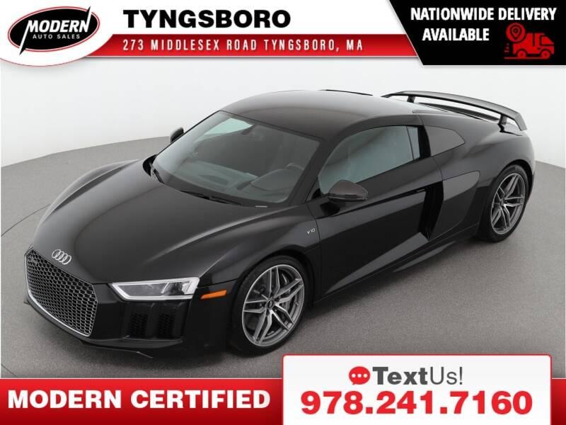 2017 Audi R8 for sale in Tyngsboro, MA