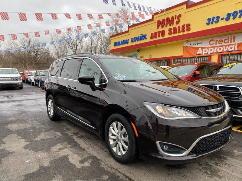2017 Chrysler Pacifica for sale at Popas Auto Sales in Detroit MI