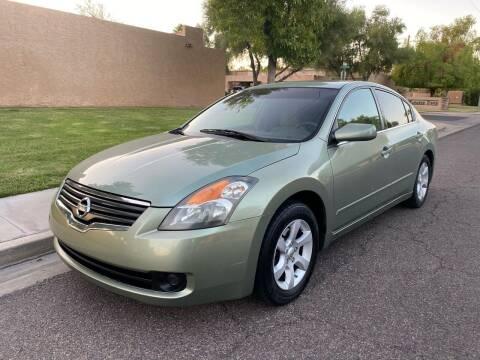 2007 Nissan Altima for sale at North Auto Sales in Phoenix AZ
