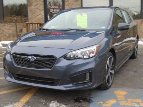 2017 Subaru Impreza for sale at Rogos Auto Sales in Brockway PA