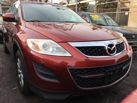 2010 Mazda CX-9 for sale at Jeff Auto Sales INC in Chicago IL