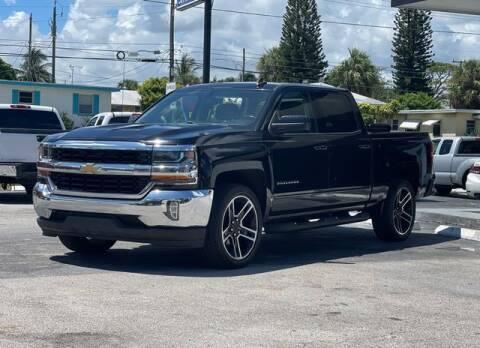 2016 Chevrolet Silverado 1500 for sale at BC Motors in West Palm Beach FL