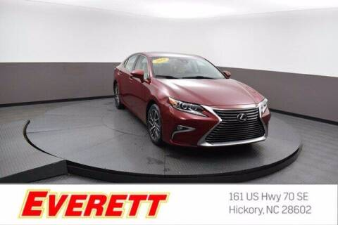 2018 Lexus ES 350 for sale at Everett Chevrolet Buick GMC in Hickory NC