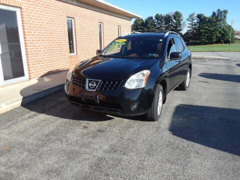 2008 Nissan Rogue for sale at Dun Rite Car Sales in Downingtown PA