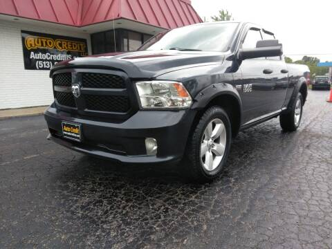 2015 RAM Ram Pickup 1500 for sale at Auto Credit LLC in Milford OH