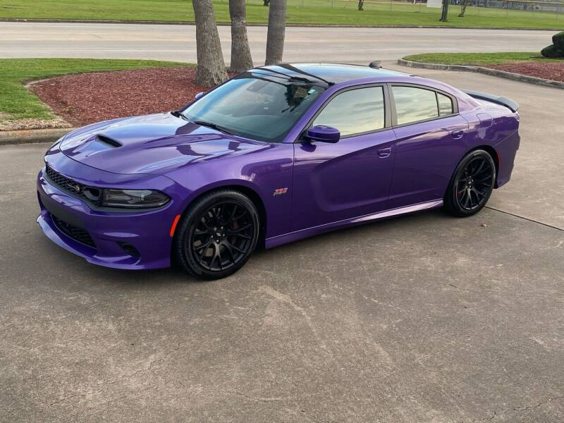 2019 Dodge Charger for sale at M A Affordable Motors in Baytown TX
