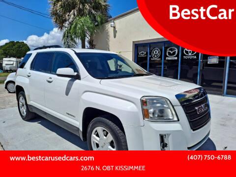 2014 GMC Terrain for sale at BestCar in Kissimmee FL