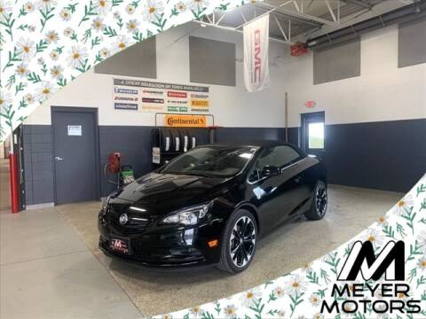 2018 Buick Cascada for sale at Meyer Motors in Plymouth WI