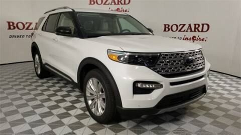 2021 Ford Explorer Hybrid for sale at BOZARD FORD in Saint Augustine FL
