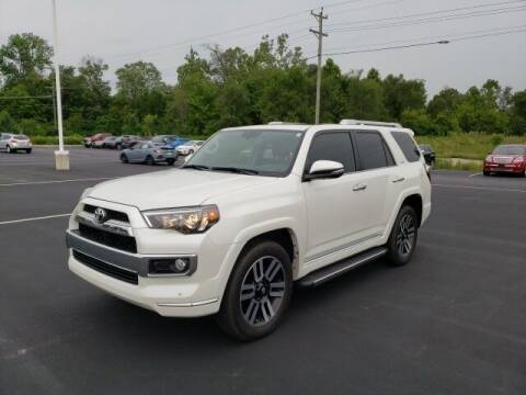 2019 Toyota 4Runner for sale at White's Honda Toyota of Lima in Lima OH