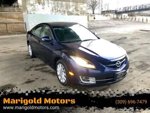 2011 Mazda MAZDA6 for sale at Marigold Motors, LLC in Pekin IL