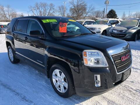 2012 GMC Terrain for sale at River Motors in Portage WI