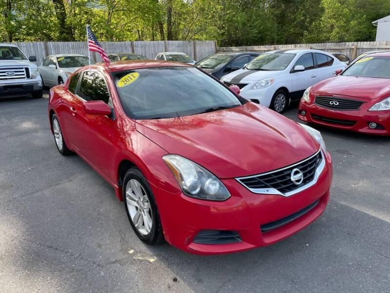 2011 Nissan Altima for sale at Auto Revolution in Charlotte NC