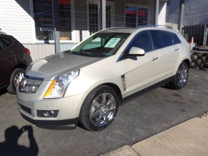 2010 Cadillac SRX for sale at Fulmer Auto Cycle Sales - Fulmer Auto Sales in Easton PA