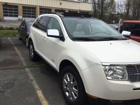 2007 Lincoln MKX for sale at Cars 2 Love in Delran NJ
