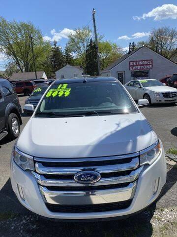 2013 Ford Edge for sale at Mastro Motors in Garden City MI