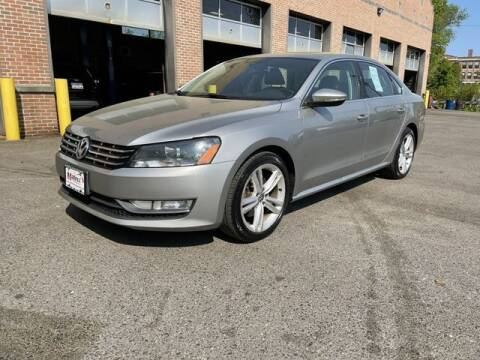 2012 Volkswagen Passat for sale at Matrix Autoworks in Nashua NH