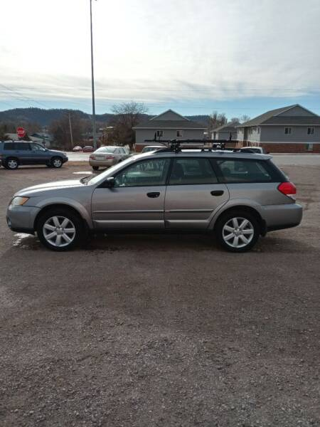 2008 Subaru Outback for sale at Bennett's Motorsports in Hot Springs SD