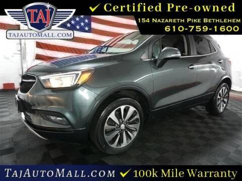 2017 Buick Encore for sale at Taj Auto Mall in Bethlehem PA