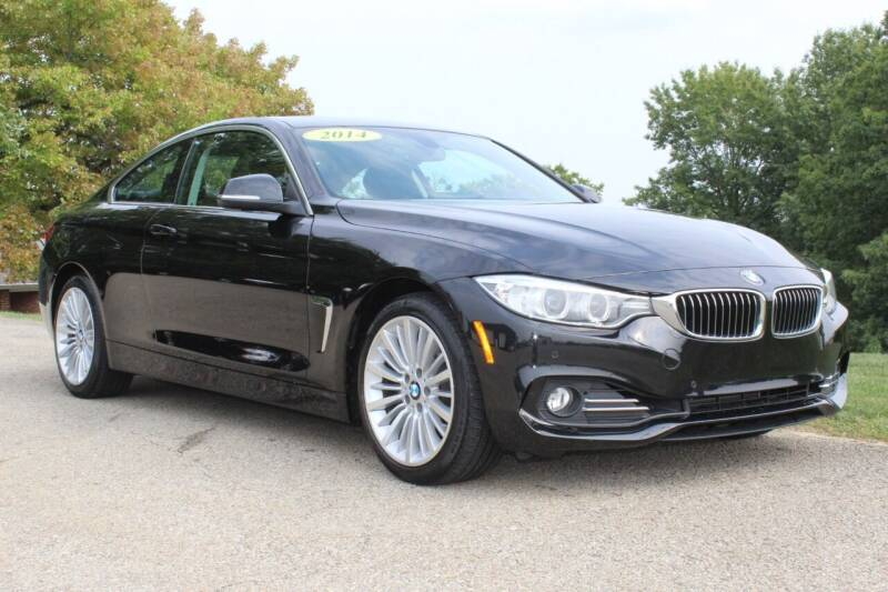 2014 BMW 4 Series for sale at Harrison Auto Sales in Irwin PA
