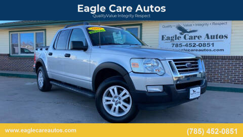 2009 Ford Explorer Sport Trac for sale at Eagle Care Autos in Mcpherson KS