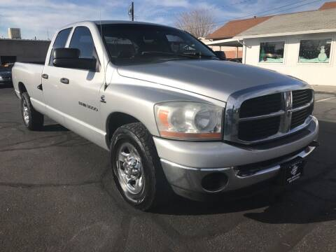 2006 Dodge Ram Pickup 3500 for sale at Robert Judd Auto Sales in Washington UT