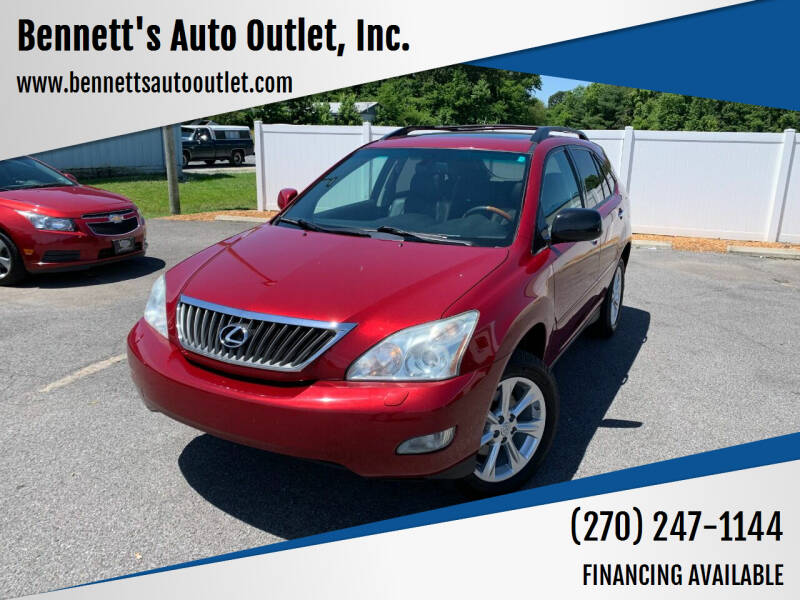 2009 Lexus RX 350 for sale in Mayfield, KY