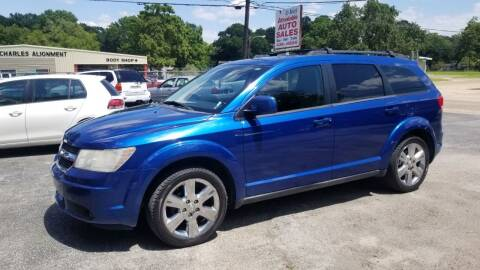 2009 Dodge Journey for sale at Bill Bailey's Affordable Auto Sales in Lake Charles LA